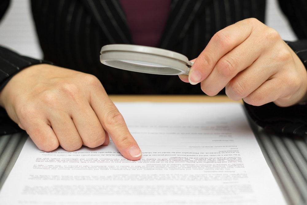 Vérifier un contrat d'épargne retraite