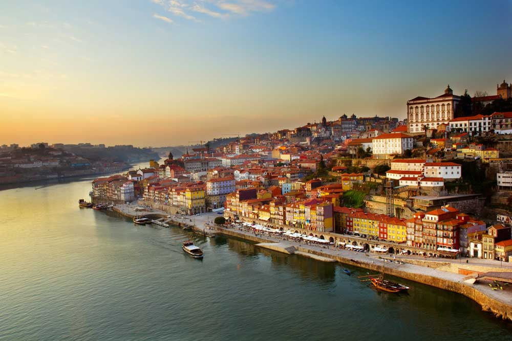 Retraite au soleil à Porto