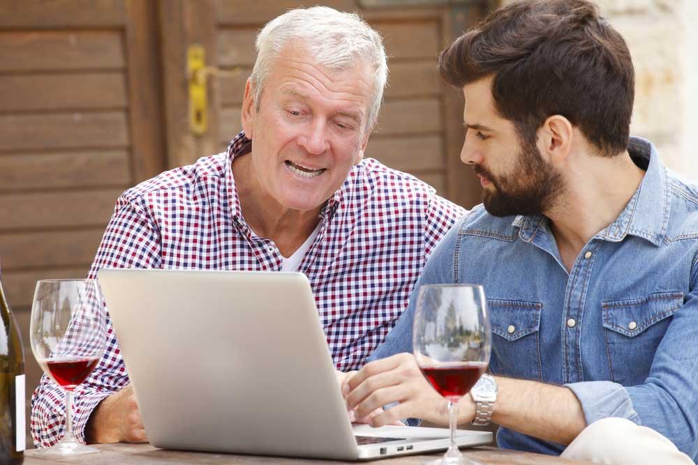 L'expérience des jeunes retraités